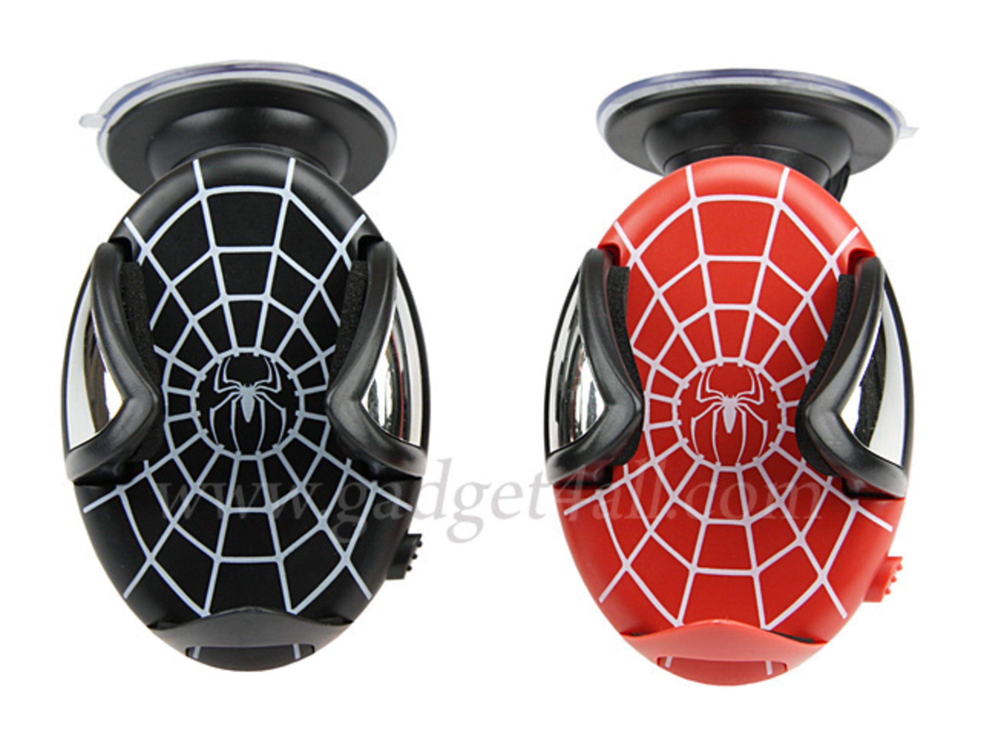 gadget-portacellulari-da-auto-spiderman