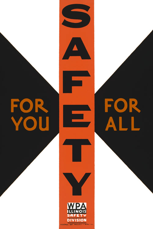 safety-for-you-for-all-poster
