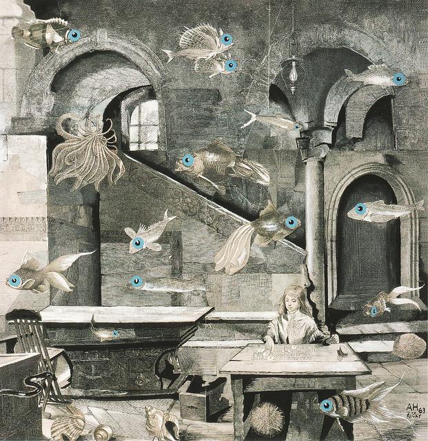 4-adolf-hoffmeister-n-the-pisces-constellation1963-weimarart