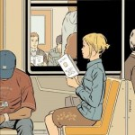 Cross-readings Adrian Tomine