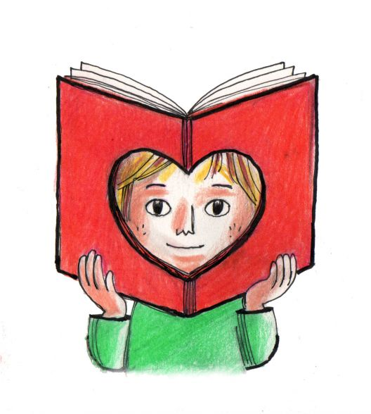 Libri e giochi per ricominciare - ill di Marco Paci