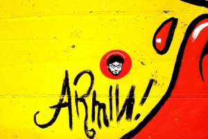 armin murales cover