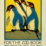 For the Zoo book to Regent's Park, by Charles Paine, 1921