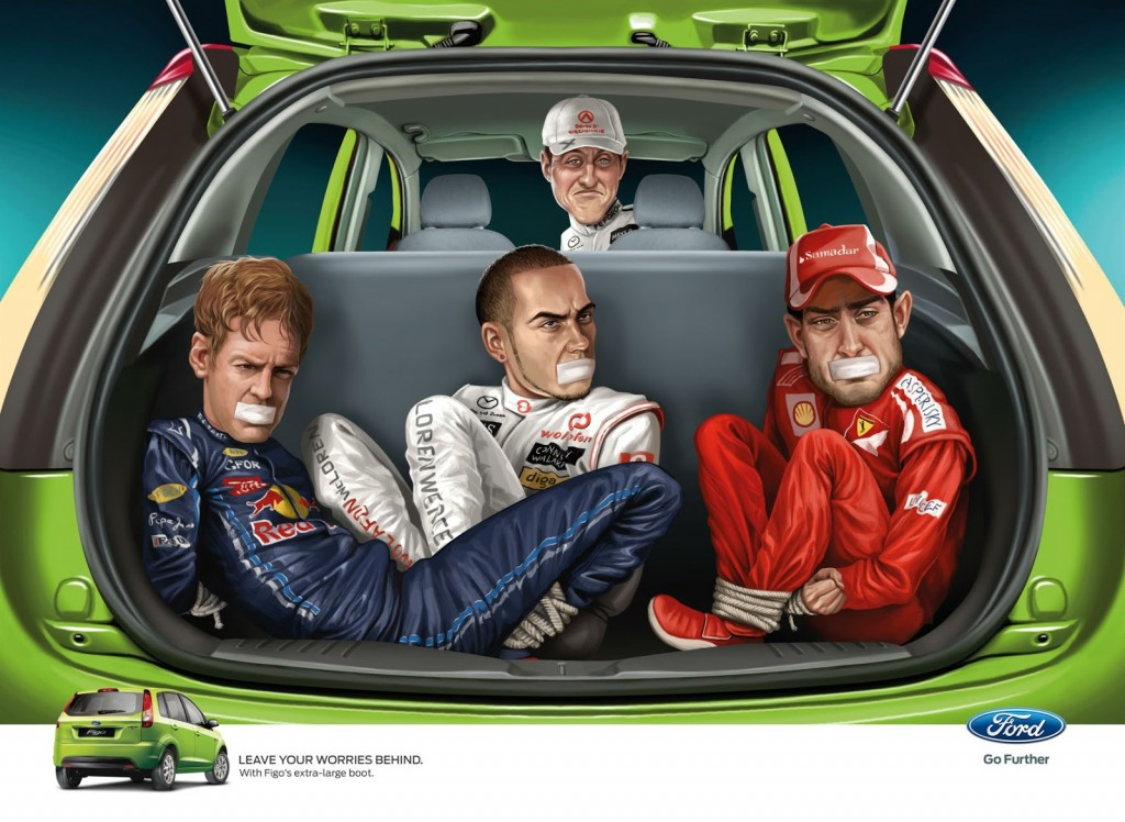 Ford India - Schumacher