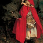 Little Red Riding Hood, Jessie Willcox Smith, 1911