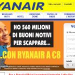 Ryanair - Berlusconi