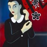 Marjane Satrapi - 04/07/2012 - Gal. J. de Noirmont