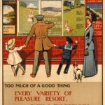 Too much of a good thing, by John Henry Lloyd, 1910
