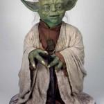 Yoda, Concept design - Ralph McQuarrie, Model - ILM model shop