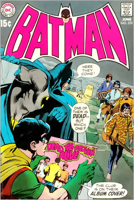 Beatles Batman