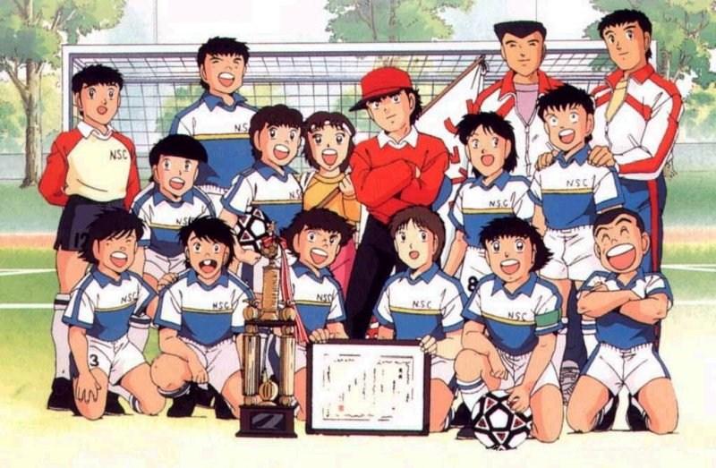 Capitan Tsubasa (キャプテン翼 Kyaputen Tsubasa?, in Italia sottotitolato Holly e Benji)